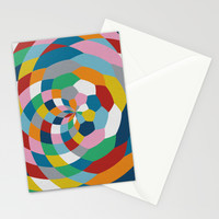 Honey Twist Stationery Cards by Project M
