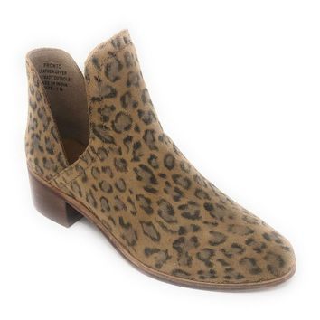 Coconuts by Matisse Pronto Panther Ankle Boots