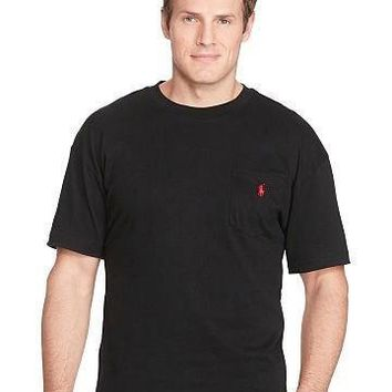 Ralph Lauren Crewneck Pocket T-shirt - Beauty Ticks