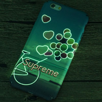 Light Up Balloon Girls Case for iPhone