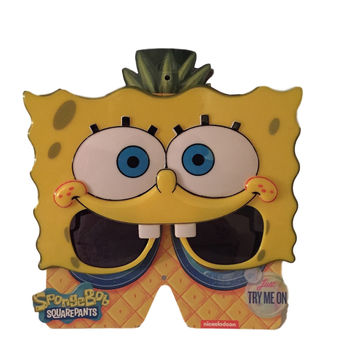 Nickelodeon Spongebob Large Shades Sun Stashes Costume Sun Glasses Shark Tank
