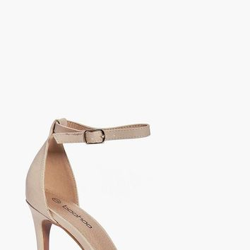 Beatrice Two Part Heels | Boohoo
