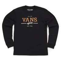 Boys Luxury Goods LS T-Shirt | Shop Boys Shirts at Vans