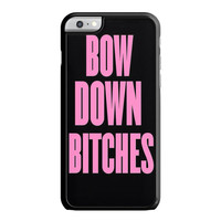 Bow Down Beyonce Inspired iPhone 6 Plus Case