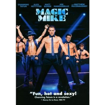 Magic Mike (DVD) (Ultraviolet Digital Copy) (Eng/Fre/Spa) 2012