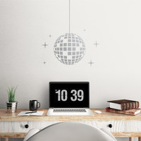 Disco Ball Wall Decal