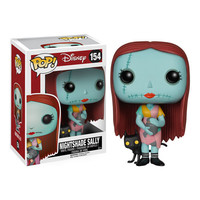 Nightmare Before Christmas - Sally with Nightshade - Pop! Vinyl Figure
