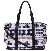 Sole Society Joni Large Printed Tote