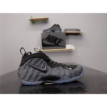 "Air Foamposite Pro ""Foam in Fleece"""