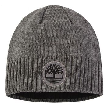 DCCKUN3 Timberland  Knit And Pom Hat Cap
