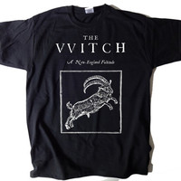 The Witch T-SHIRT Goat The VVitch A New-England Folktale Robert Eggers