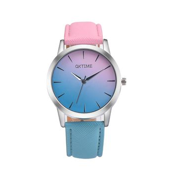 Cotton Candy Quartz Watch