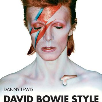 David Bowie Style Paperback – October 30, 2012