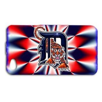 Detroit Tigers Baseball Custom Phone Case iPhone iPod New Cool Cover Michigan