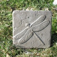 Dragonfly tile by wally62us on Etsy