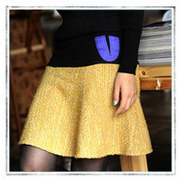 lemons are pretty good tweed skirt : Asian iCandy Store, Indie Clothing, Modern Asian & Japanese Fashion