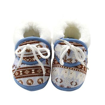 Baby First Walkers Soft Shoes