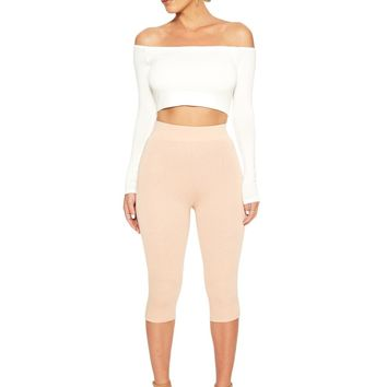 The NW Cropped Leggings - New Arrivals