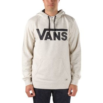 Vans Classic Pullover Hoodie (Oatmeal Heather/Black)