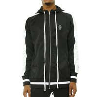 Own The Team Double Stripe Track Jacket Black