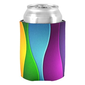 Cool Colors Can Cooler