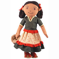 Global Green Pals Rani Doll