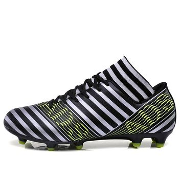 Man futzalki indoor soccer cleats shoes for boys kids crampon original football boots shoes for man the soccer shoe