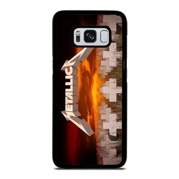 METALLICA MASTER OF PUPPETS Samsung Galaxy S3 S4 S5 S6 S7 Edge S8 Plus, Note 3 4 5 8 Case Cover