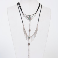 Detailed Bohemian Necklace