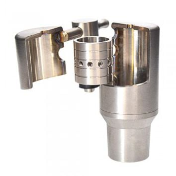 Titanium Swivel Lid Domeless Nail 18mm