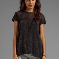 Rebel Yell Delinquent Tunic in Black from REVOLVEclothing.com