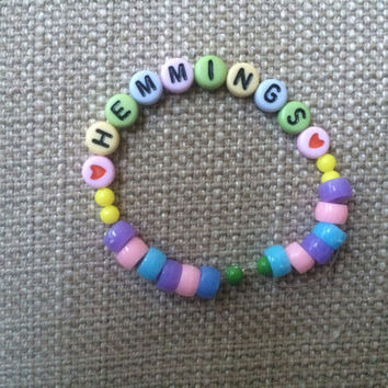 Hemmings bead bracelet!!