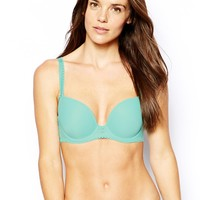 Freya Deco Honey Moulded Plunge Bra