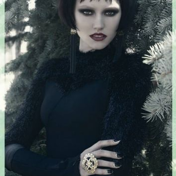 Glory Ring as seen in BLOWE magazine