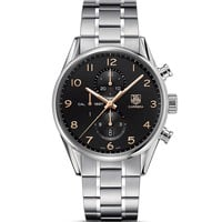 TAG Heuer Carrera Calibre 1887 Automatic Chronograph Watch, 41mm | Bloomingdale's