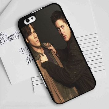 Supernatural (dean sam) iPhone Case