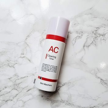 Skin Watchers AC Clearing Toner [EXP 07.28.2018]