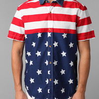 Hawkings McGill Merica Short-Sleeve Shirt