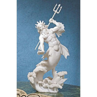 Park Avenue Collection Neptune God Of The Sea