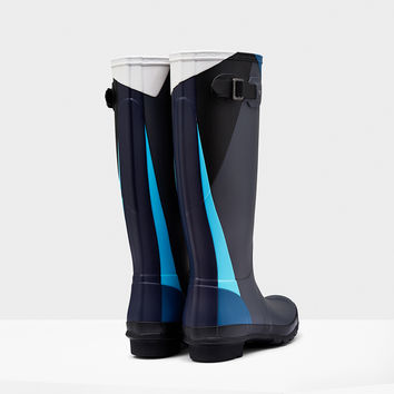 Women's Original Tall Dazzle Rain Boots | Hunter Boot Ltd