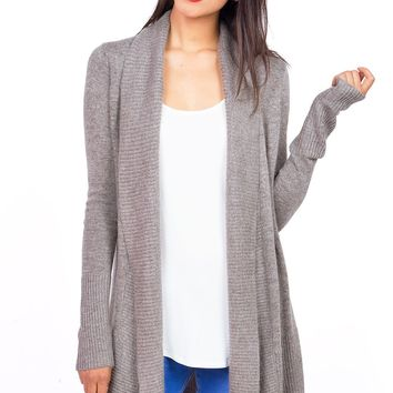 Lullaby Ribbed Cardigan