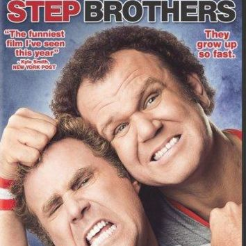STEP BROTHERS (TWO-DISC UNRATED