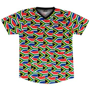 Ultras South Africa Party Flags Soccer Jersey