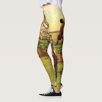 TOP Jump Race Leggings