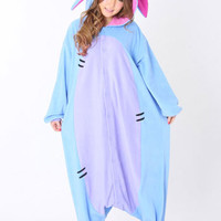 Kigurumi Shop | Eeyore Kigurumi - Animal Costumes & Pajamas by Sazac