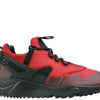 Nike Men's Air Huarache Utility Gym Red Black