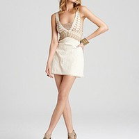 "Free People ""Shift Into Summer"" Dress - Dresses - Bloomingdales.com"