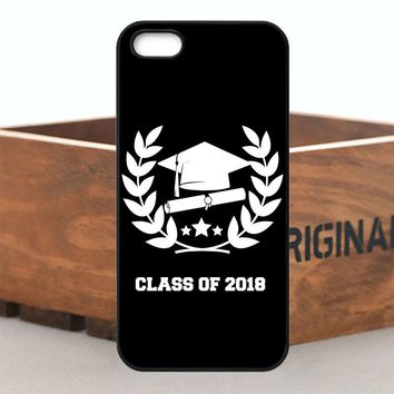 FREE Class of 2018 Phone Case For Samsung & iPhone