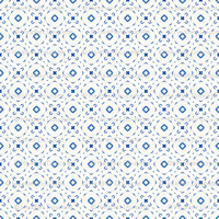 Acrylic Blue Square Dots - heatherdoucette - Spoonflower