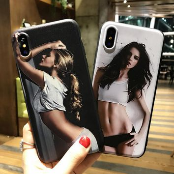 New My GirlCase for iPhone X 8 7 6S Plus &Gift Box